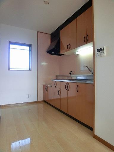 リヴェール伊賀Ⅱ / 303号室キッチン