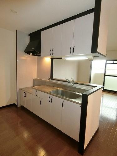 ルミエール・アーサ / 202号室キッチン