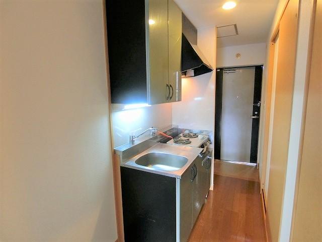 クリア吉塚 / 405号室キッチン