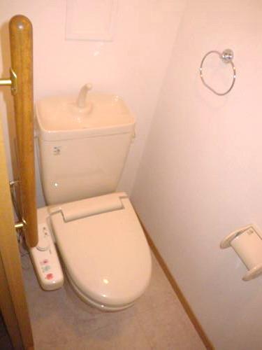 カンフォーロ藤木 / 103号室トイレ