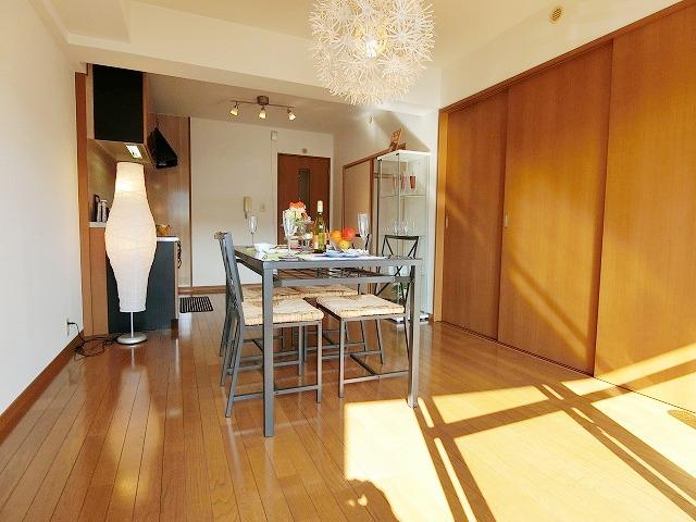 メゾン・ド・ソレイユ / 603号室洗面所