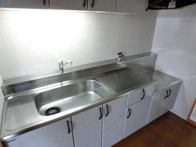 ピオーネテラス空港南 / 301号室キッチン