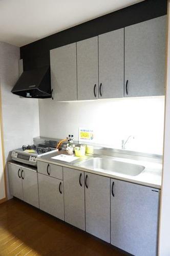 ファミーユ博多の森 / 405号室キッチン