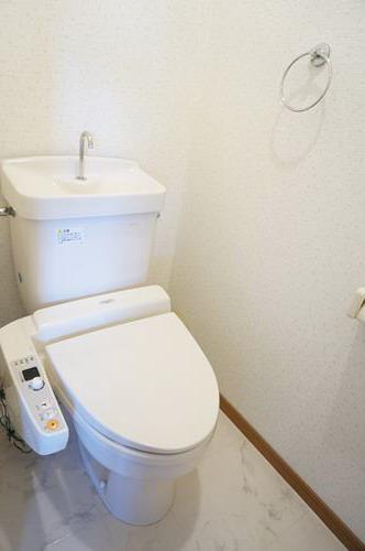 グリシーヌ空港 / 205号室トイレ
