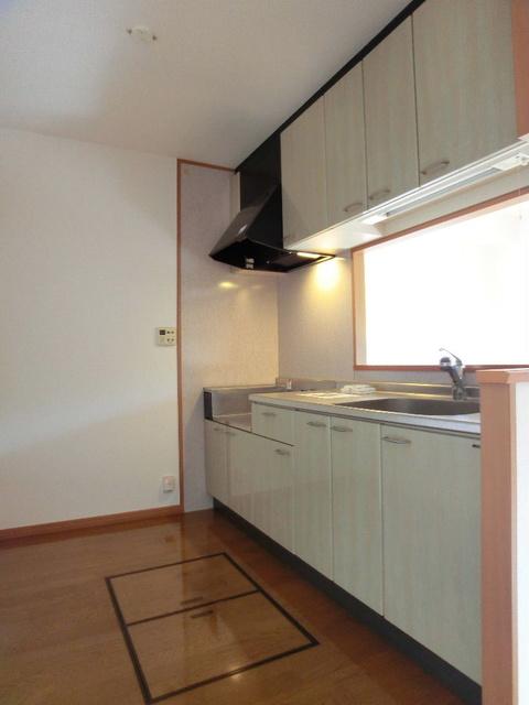 ルミエール21 / 203号室キッチン