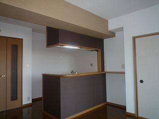 ジュノーパレス / 403号室リビング