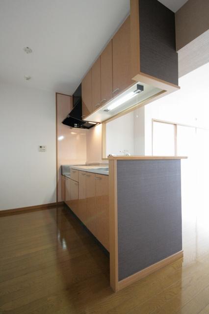 ジュノーパレス / 603号室キッチン