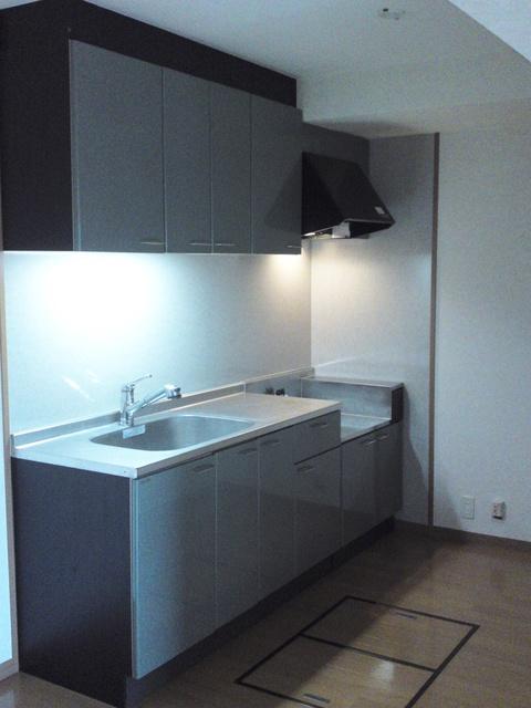 ネオパレス長者原Ⅱ / 105号室キッチン