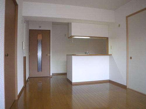 ボヌール・ヴィー篠栗 / 201号室キッチン