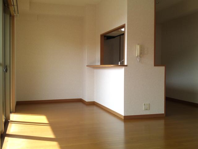 パレオコート / 403号室リビング