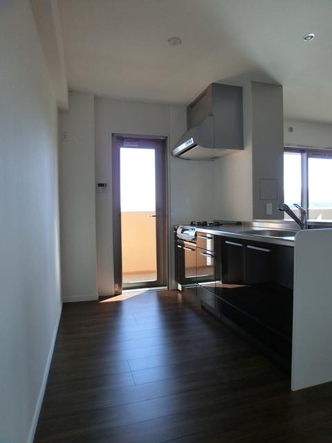 グラン ソフィア / 405号室キッチン