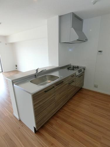 プレア セレッソ / 403号室キッチン