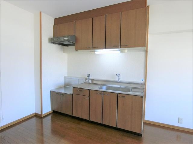 エステートYMⅡ / 402号室キッチン