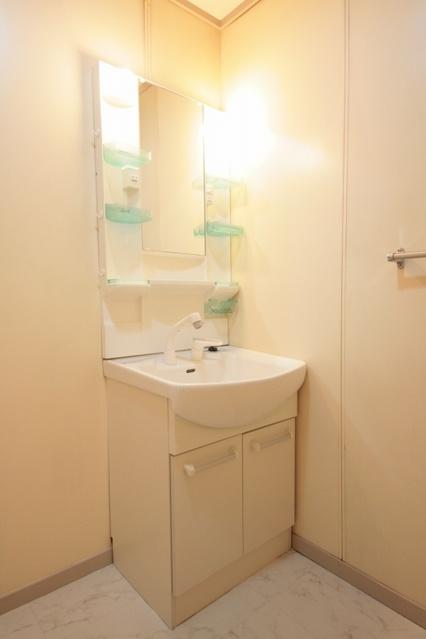 本園ビル / 305号室洗面所
