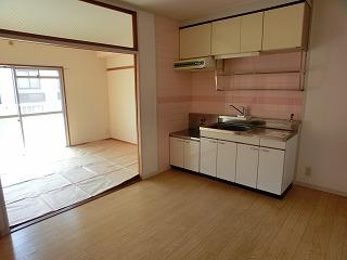 エクセレント古田 / 201号室リビング