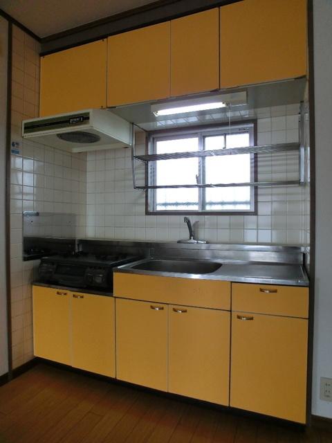 Amenity丸善 / 502号室キッチン