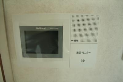 サン・ビィーム吉塚 / 102号室セキュリティ