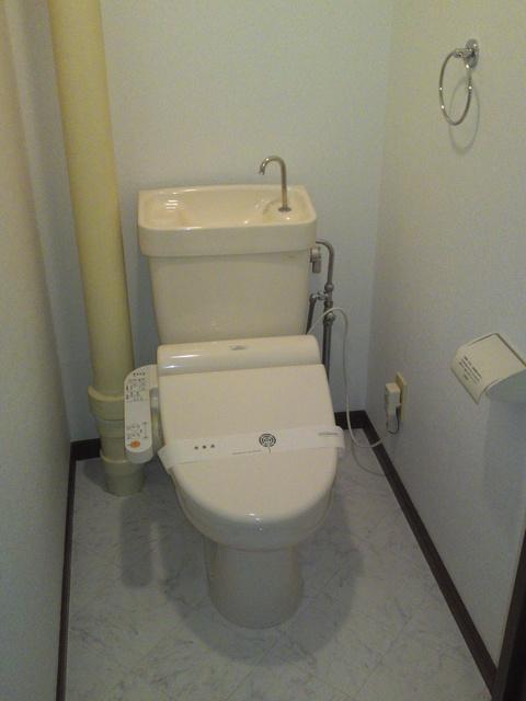 エクセレント田口 / 302号室トイレ