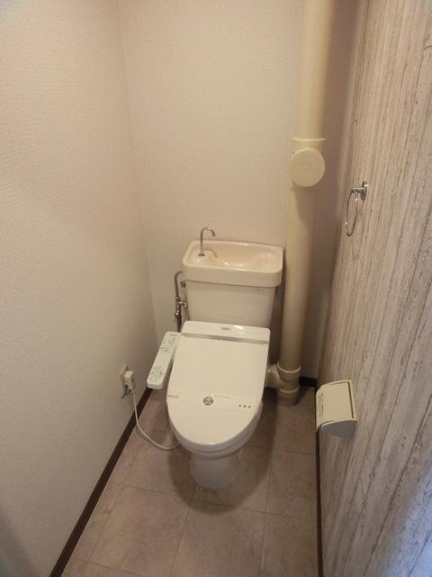 エクセレント田口 / 403号室トイレ