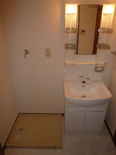 グランベルデ丸善 / 205号室洗面所