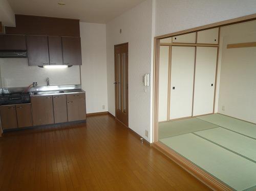 グランベルデ丸善 / 403号室リビング
