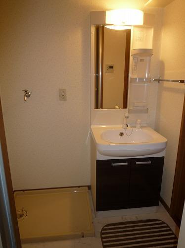 グランベルデ丸善 / 602号室洗面所