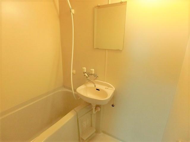 ルミノスコート / 606号室洗面所