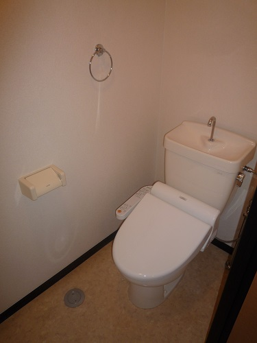 セトル吉塚 / 203号室トイレ