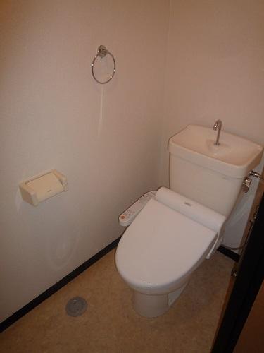 セトル吉塚 / 601号室トイレ