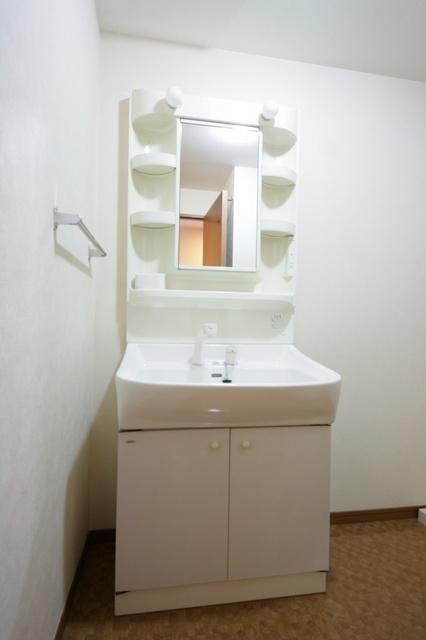 リバーランド箱崎Ⅴ / 605号室洗面所
