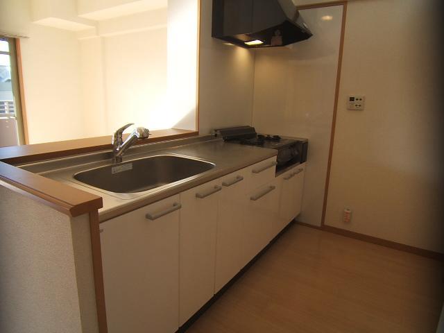 スターマイン / 601号室キッチン