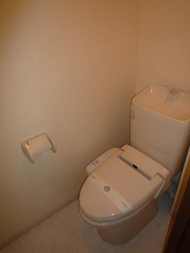 グランシャリオ / 403号室トイレ