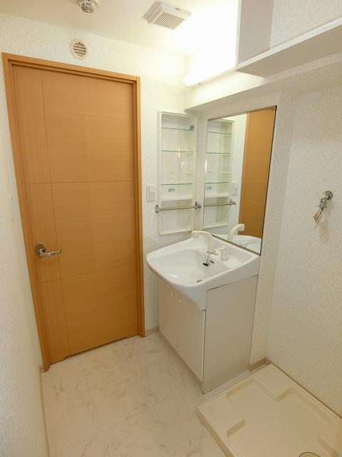 リバーランドⅥ / 403号室洗面所