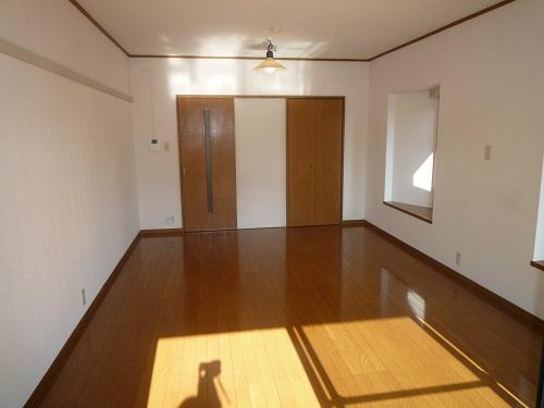 パークサイド黒川 / 403号室リビング