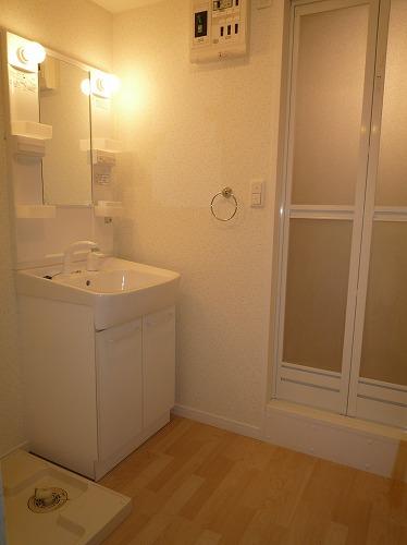 テゾーロカーザ / 103号室洗面所
