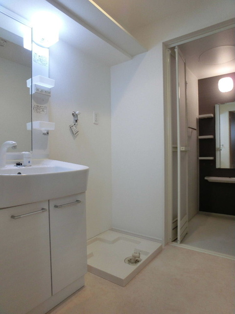 グレイス サンビオ / 203号室洗面所