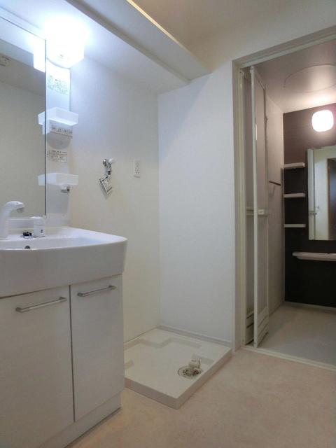 グレイス サンビオ / 302号室洗面所