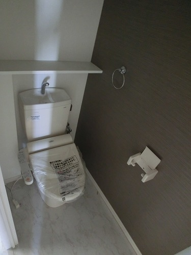 プリマベーラ. / 402号室トイレ