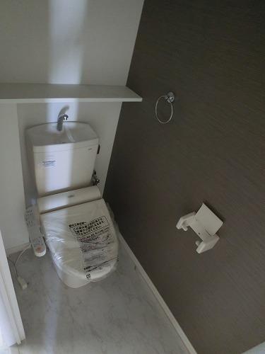 プリマベーラ. / 603号室トイレ