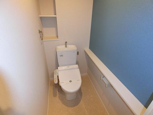 レジーナ / 203号室トイレ