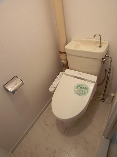 ふじよしビル / 201号室トイレ