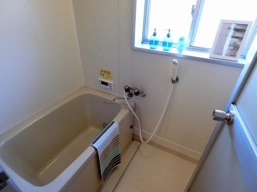 レジデンス秋根 / 203号室トイレ