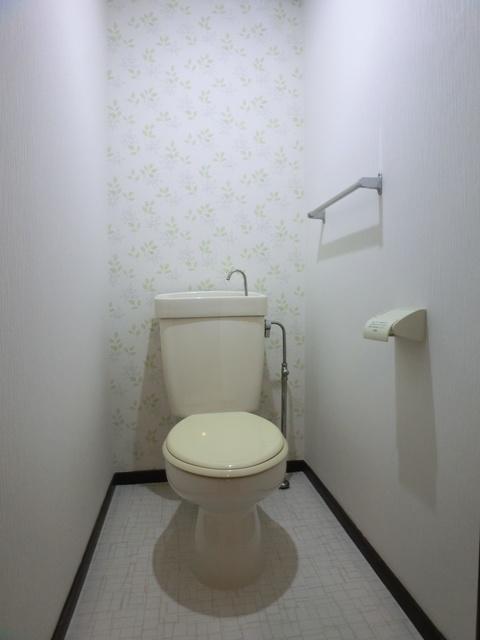 レジデンス牛房(ペット可) / 203号室トイレ