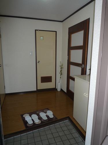 レジデンス牛房 / 303号室玄関