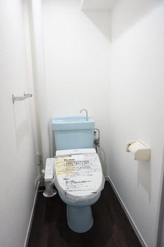 パステルハイムⅡ / 301号室トイレ