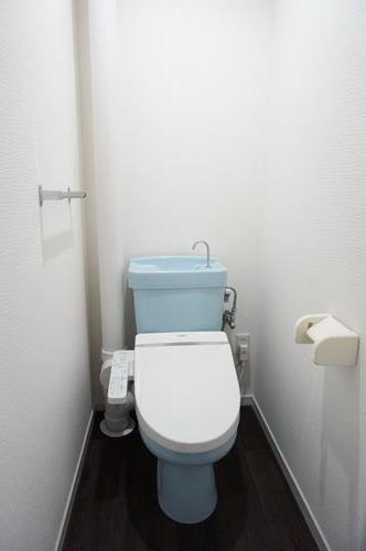パステルハイムⅡ / 403号室トイレ