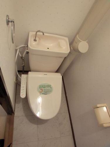 エクセル篠栗 / 102号室トイレ