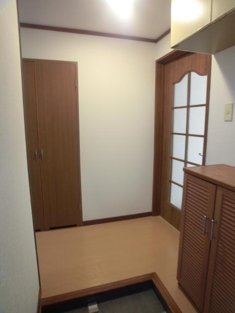 エクセル篠栗 / 107号室玄関