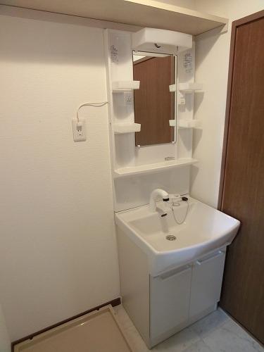エクセル篠栗 / 401号室洗面所