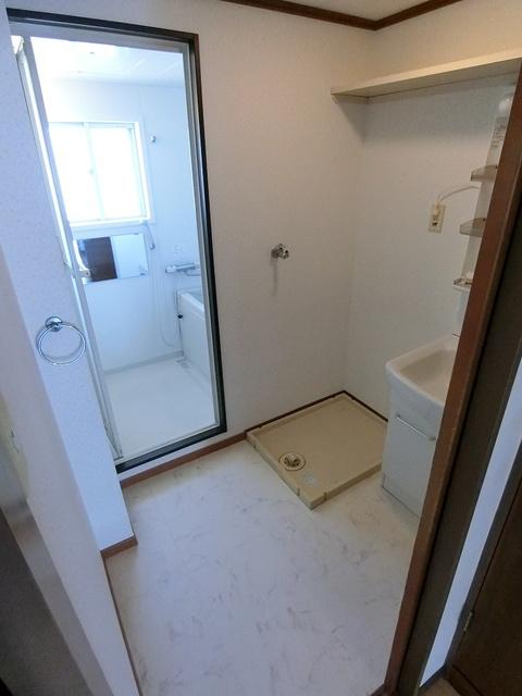 エクセル篠栗 / 403号室洗面所